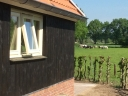 Het Bakhuisje met aangebouwde woonkeuken